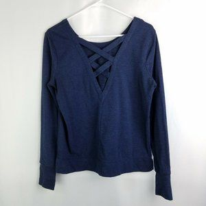 Old Navy Active Strappy Back Shirt